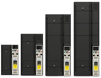 Control Techniques E200 and E300 elevator drives web